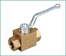 Hydraulic High Pressure Valves