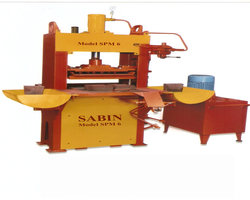 Heavy Duty Hydraulic Type Paver Block Making Machine