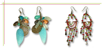 We Are Premier Indian Artificial Fashion Earrings Exporteranufacturers Supplier In India Specialized As Leading Costume