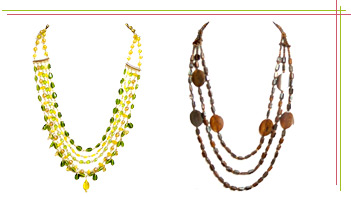 We Are Premier Indian Fashion Beaded Necklace Exporteranufacturers In India Specialized As Leading Necklaces Wholers