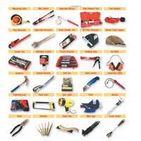 Garage Hand Tools
