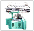 Strip Knitting Machine