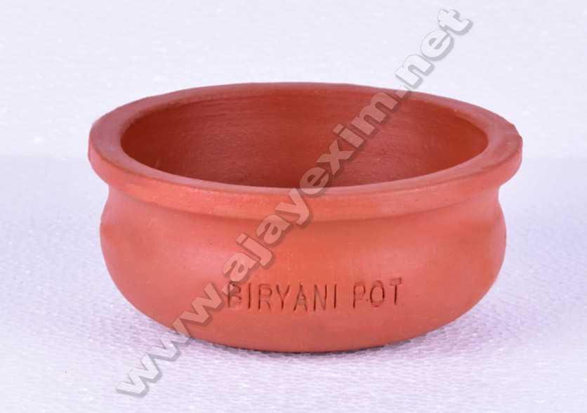 Clay Biryani Chatti