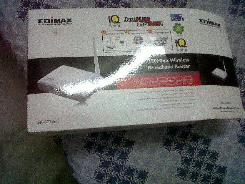 Edimax Adsl Wireless Modem