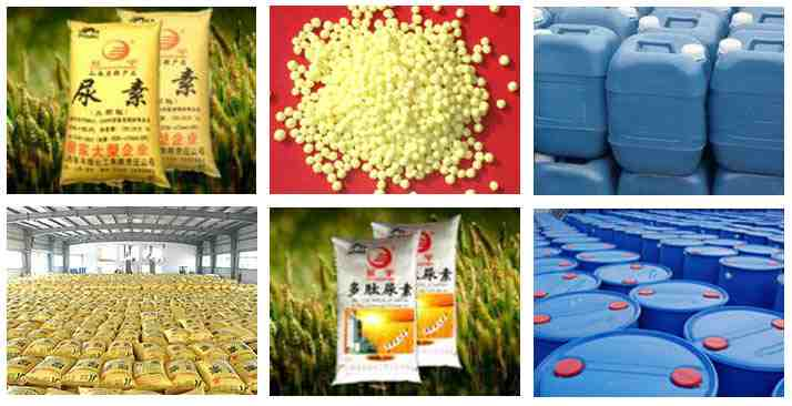 Urea, Granular Ammonium Sulfate, Chemical fertilizer, nitrogen fertilizer