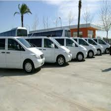 Taxi car rental services