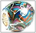 Round Shape Glass Beads
