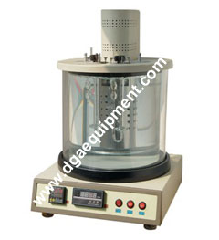 Kinematic Viscosity Bath for Petroleum Products