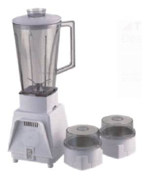 3 in 1Plastic Juicer Blender