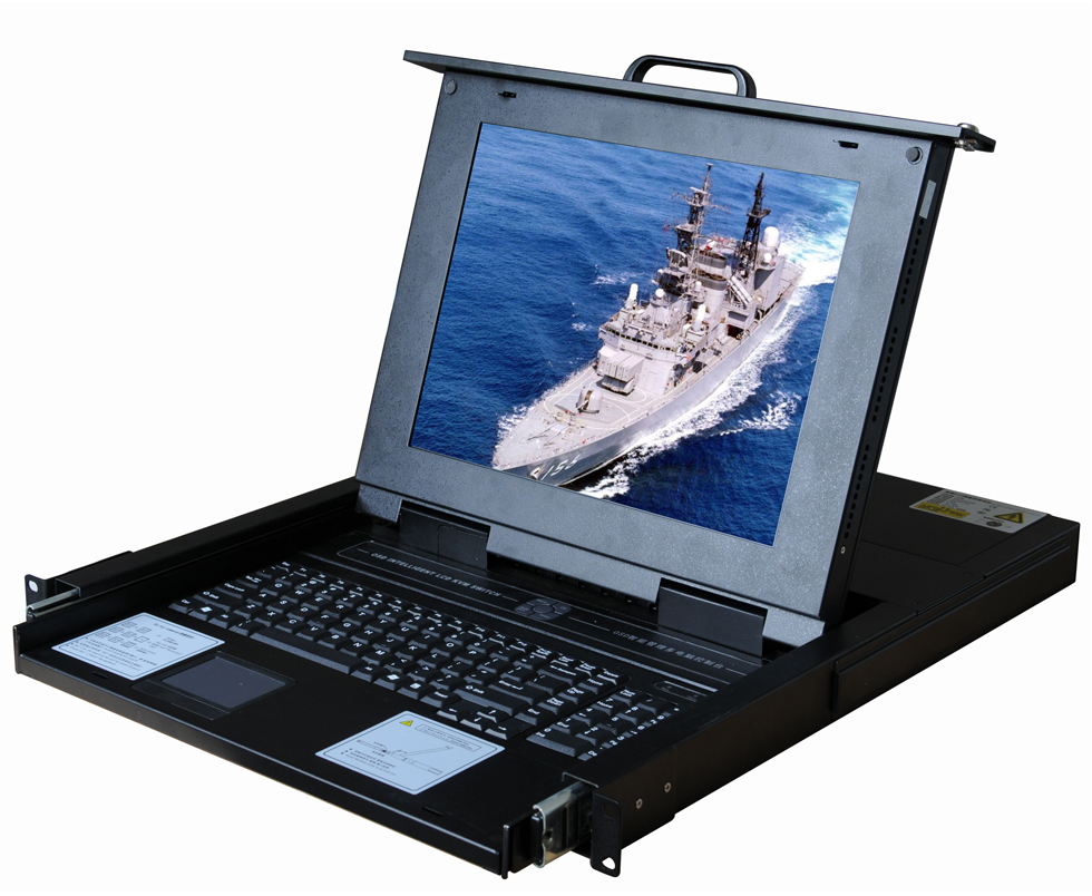 Rackmount Monitor LCD KVM