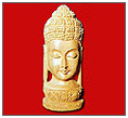 Sandal Wood Lord Budha