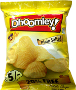 Dhoomley! Salted Wafers