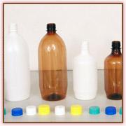Pet Plastic Pharmaceutical Bottles