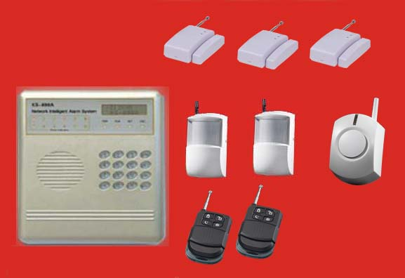 Burglarproof Security Alarm Systems