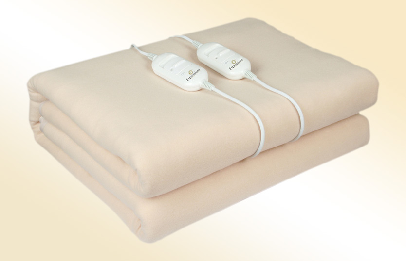 Polar Fleece Bed Warmer (Double Bed)