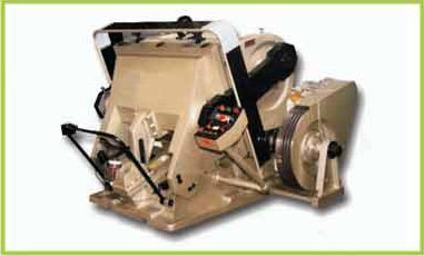 Sheet Varnishing Machine