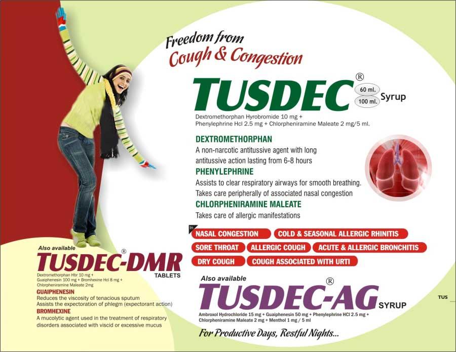 TUSDEC  DMR  TAB