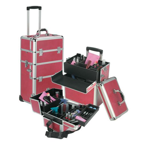 aluminum cosmetic  cases