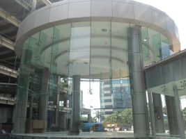 Stainox Spider Fittings for Facades, Canopies and Entrance Systems