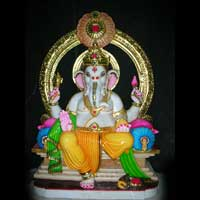 Marble-ganesh-statue