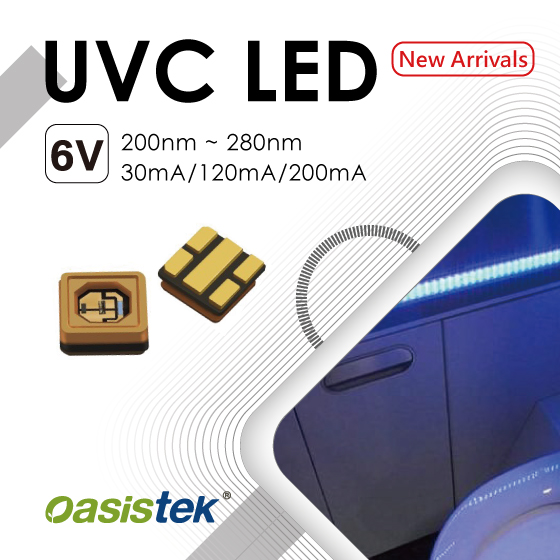 Uv Led, Uvc, Smd Led, To-3535