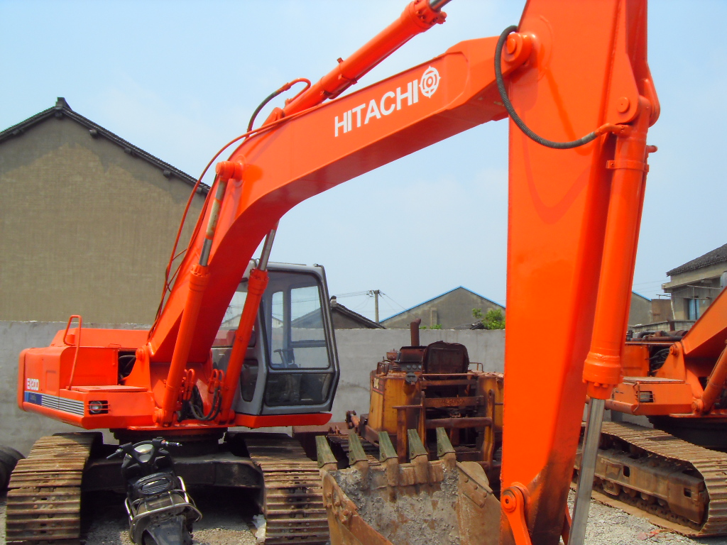 Mining Machinery Hitachi Ex200-1 Excavator