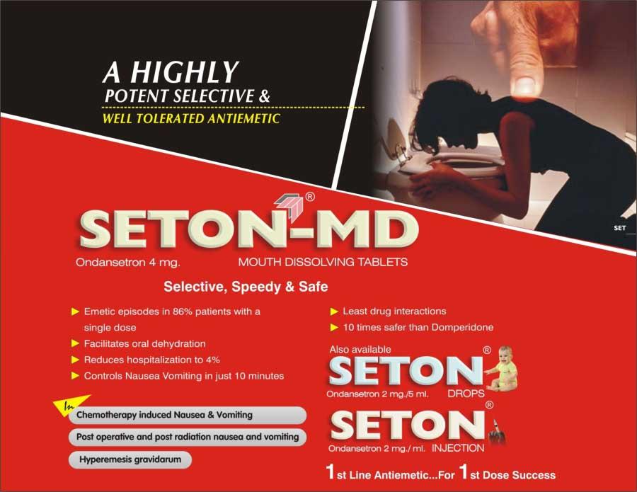 SETON  MD  TAB  4  MG
