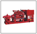 Kirloskar Fire Fighting Pump