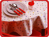 Kitchen Table Linen