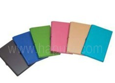 Colorful Aluminum Card Case