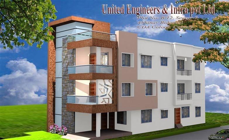 Constructions / Interior / Architect