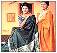 Ladies Traditional Sarees