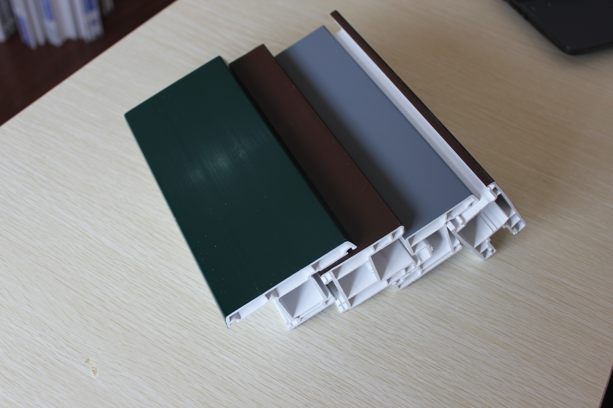 PVC profile, plastic profile, window profile