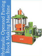 High Density Hydraulic Operated Paving