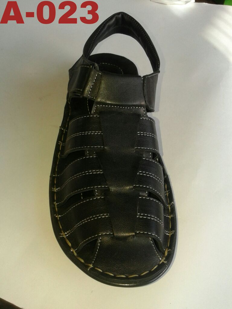 Leather Mens Sandals