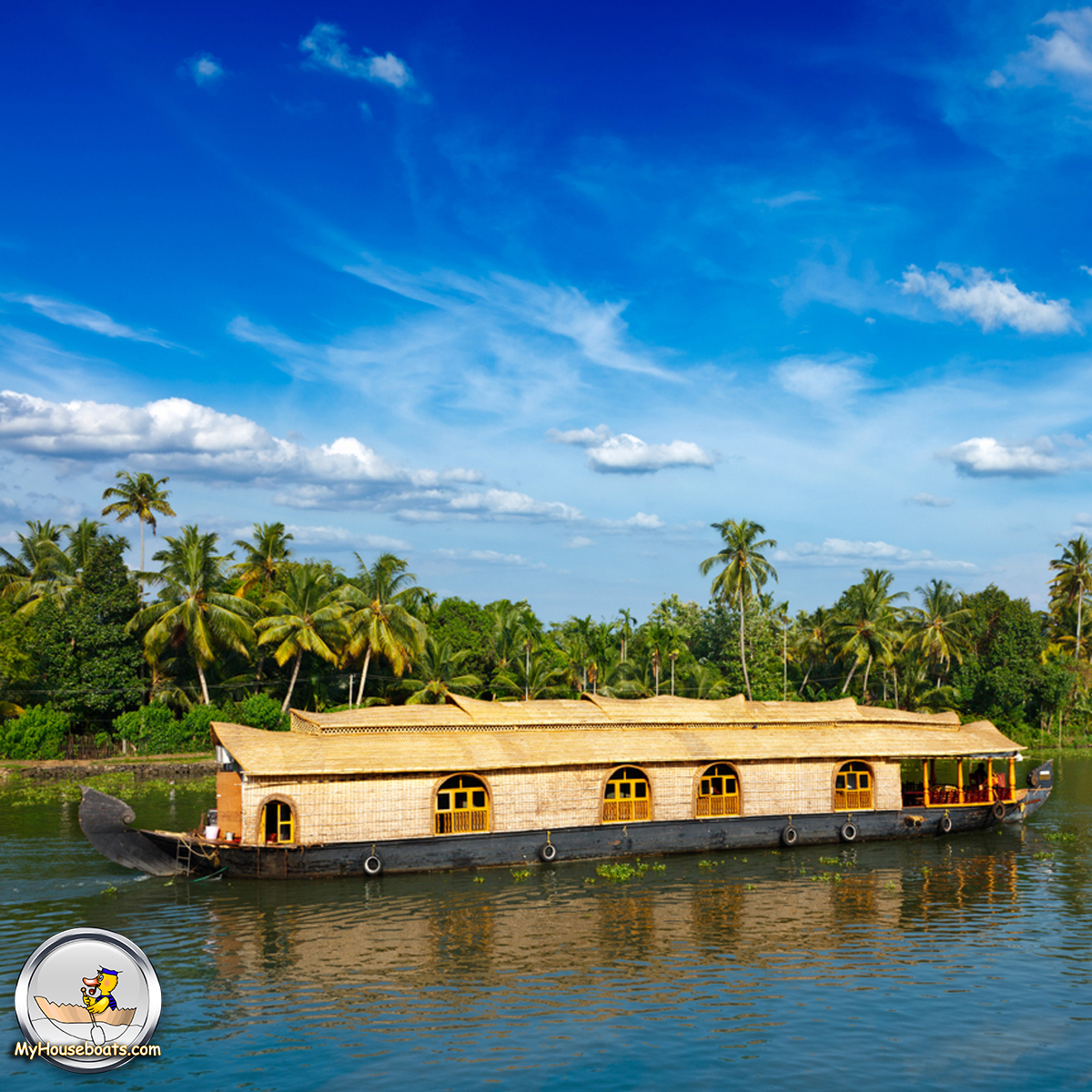 Alleppey Houseboat booking