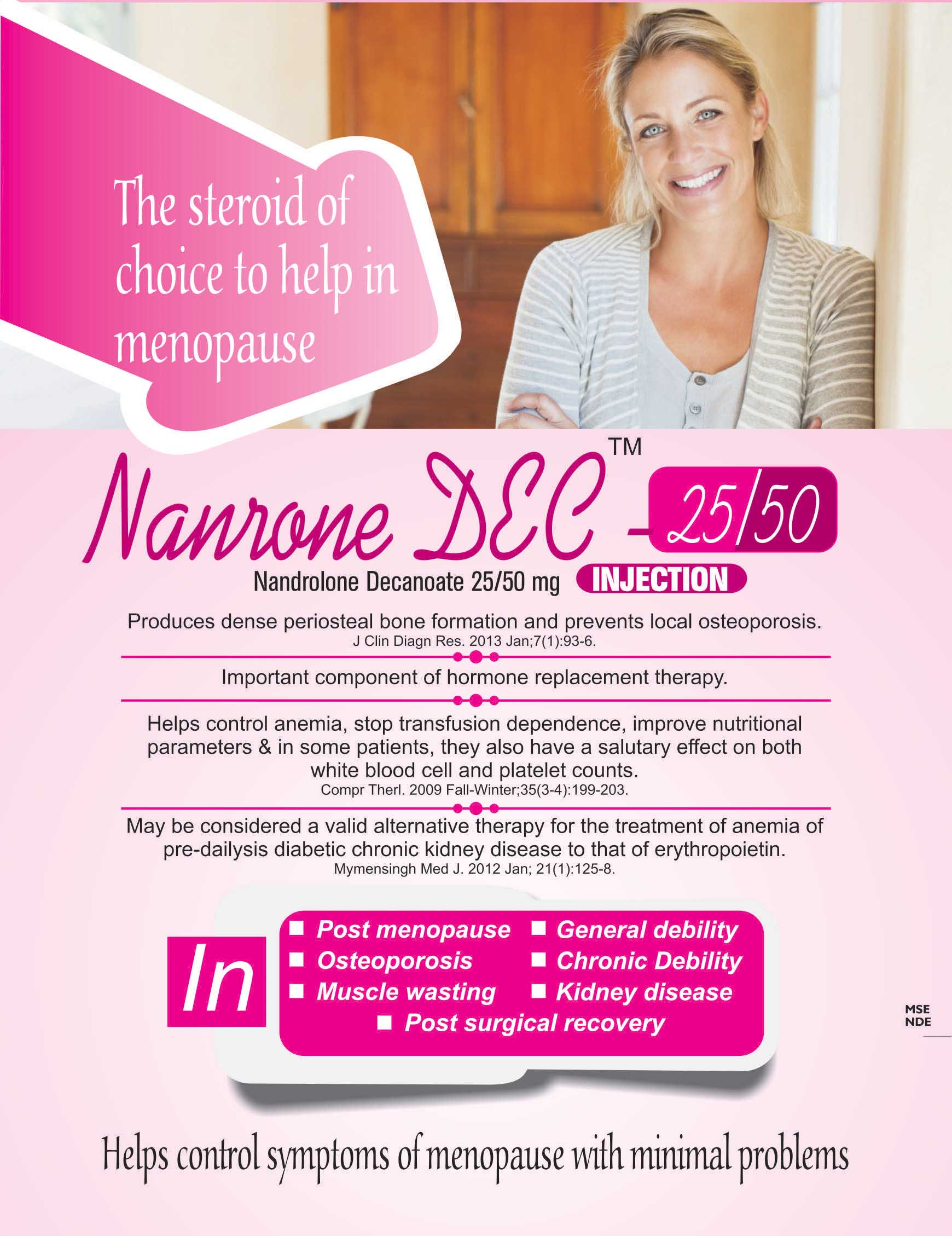 NANRONE  DEC  INJ  50 MG