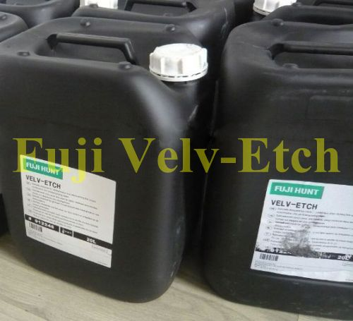 Velv-Etch (Zinc Etching Additive Oil)
