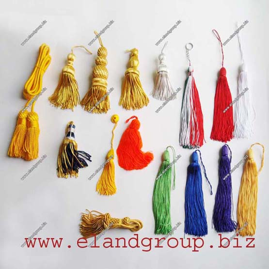 Bullion & Thread Tassel Collection