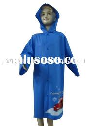boys pvc raincoats
