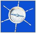 Pocket Wheel Compass