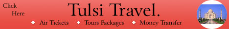 Move to Tulsi Travels Pvt. Ltd.