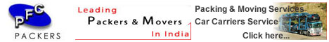 Move to PFC International Packers & Movers
