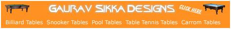 Move to Gaurav Sikka Designs, Delhi