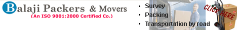 Move to Balaji Packers And Movers