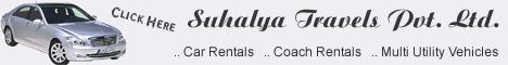 Move to Suhalaya Travels Pvt. Ltd., Bangalore