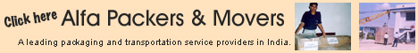 Move to Alfa Packers & Movers