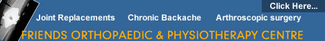 Move to Friends Orthopaedic & Physiotherapy Centre