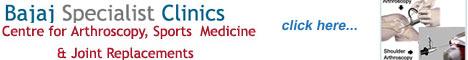 Move to Bajaj Specialist Clinics